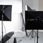 Photography studio hire in London